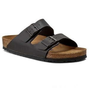 [BLACK FRIDAY] Birkenstock Pantoletten Arizona 551251 Schwarz