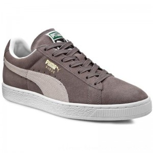 [BLACK FRIDAY] Puma Sneakers Suede Classic + 352634 66 Steeple Gray/White