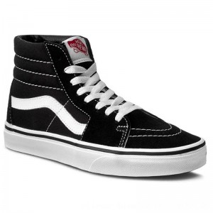 Vans Sneakers Sk8-Hi VN000D5IB8C Black/White [Outlet]