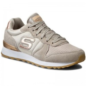 Skechers Sneakers Golden Gurl 111/TPE Taupe [Outlet]