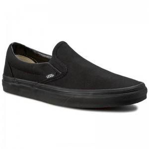 Vans Turnschuhe Classic Slip-On VN-0EYEBKA Black