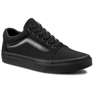 Vans Turnschuhe Old Skool VN000D3HBKA Black