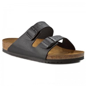 [BLACK FRIDAY] Birkenstock Pantoletten Arizona 051791 Schwarz