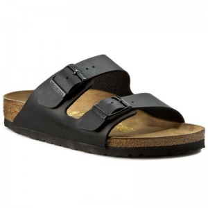 Birkenstock Pantoletten Arizona 0051793 Black [Outlet]
