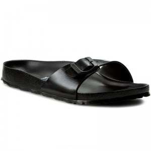 [BLACK FRIDAY] Birkenstock Pantoletten Madrit 0128163 Black