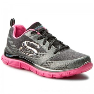 Skechers Schuhe Glimmerama 81874L/BKHPA Black/Hot Pink [Outlet]
