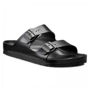 [BLACK FRIDAY] Birkenstock Pantoletten Arizona 0129421 Black