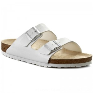 Birkenstock Pantoletten Arizona 0051731 White [Outlet]