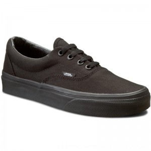 Vans Turnschuhe Era VN000QFKBKA Black/Black [Outlet]
