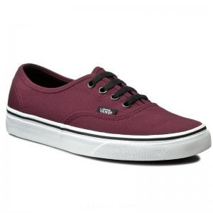 Vans Turnschuhe Authentic VN000QER5U8 Port Royale/Black [Outlet]
