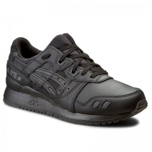 Asics Sneakers TIGER Gel-Lyte III HL6A2 Black/Black 9090 [Outlet]