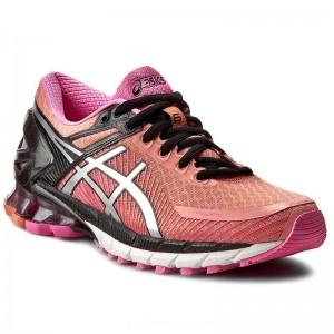 Asics Schuhe Gel-Kinsei 6 T692N Peach melba/Silver/Pink Glow 7693 [Outlet]
