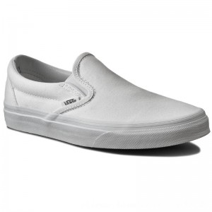 Vans Turnschuhe Classic Slip-On VN000EYEW00 True White