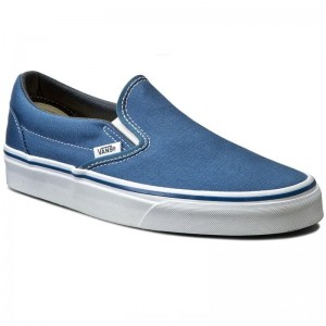 Vans Turnschuhe Classic Slip-On VN-0ENVY Navy [Outlet]