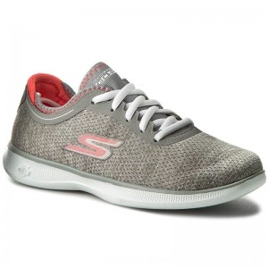Skechers Schuhe Agile 14485/GYPK Gray/Pink [Outlet]