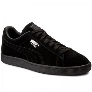Puma Sneakers Suede Classic+ 352634 77 Black/Dark Shadow [Outlet]