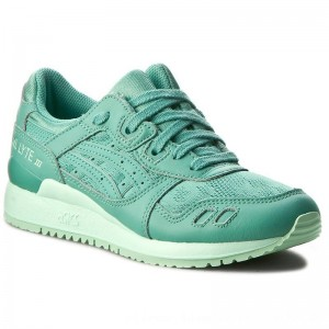 Asics Sneakers TIGER Gel-Lyte III H756L Bay/Agate Green 8788 [Outlet]