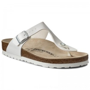 [BLACK FRIDAY] Birkenstock Zehentrenner Gizeh 043731 White
