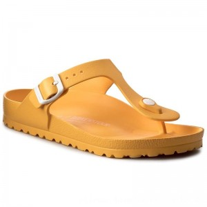 [BLACK FRIDAY] Birkenstock Zehentrenner Gizeh 1003525 Scuba Yellow