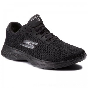 Skechers Schuhe Go Walk 4 54156/BBK Black [Outlet]