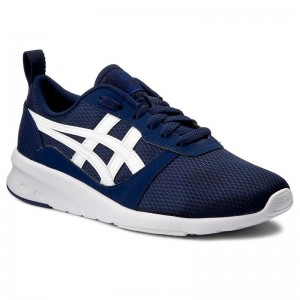 Asics Sneakers TIGER Lyte-Jogger H7G1N Indigo Blue/White 4901 [Outlet]
