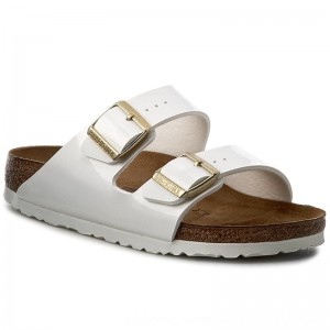 [BLACK FRIDAY] Birkenstock Pantoletten Arizona 1005294 White