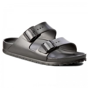 Birkenstock Pantoletten Arizona 1001498 Anthracite [Outlet]