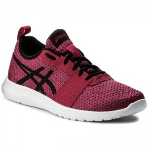 Asics Schuhe Kanmei Gs C745N Cosmo PInk/Black/Plune 2090