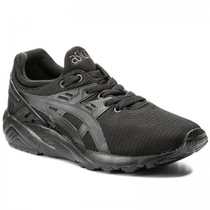 Asics Sneakers TIGER Gel-Kayano Trainer Evo Gs C7A0N Black/Black 9090 [Outlet]