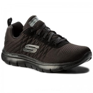 Skechers Schuhe Break Free 12757/BBK Black [Outlet]