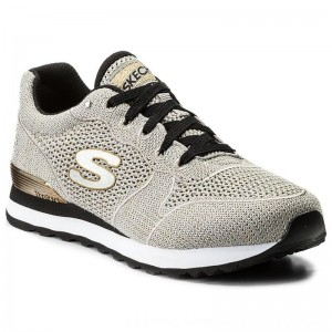 Skechers Sneakers Low Flyers 709/TPGD Taupe/Gold [Outlet]