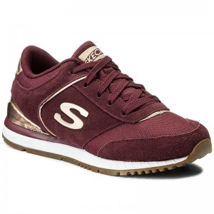 Skechers Sneakers Revival 910/BURG Burgundy [Outlet]