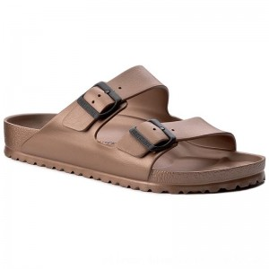 Birkenstock Pantoletten Arizona EVA 1001499 Copper [Outlet]