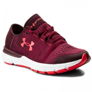 [BLACK FRIDAY] Under Armour Schuhe Ua W Speedform Gemini 3 Gr 1298662-500 Rnr/Wht/Mnr