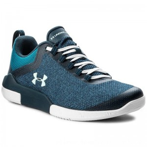 Under Armour Schuhe Ua W Charged Legend Tr Hypsl 1297009-400 Tui/Byu/Bif [Outlet]