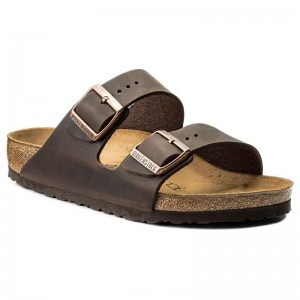 Birkenstock Pantoletten Arizona Bs 0052531 Habana [Outlet]