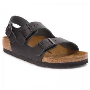 [BLACK FRIDAY] Birkenstock Sandalen Milano Bs 0034191 Black