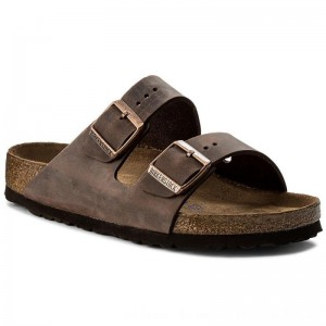 Birkenstock Pantoletten Arizona Bs 0452761 Habana [Outlet]