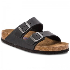 Birkenstock Pantoletten Arizona Bs 752481 Black [Outlet]