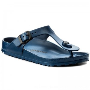 [BLACK FRIDAY] Birkenstock Zehentrenner Gizeh 0128211 Navy