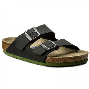 [BLACK FRIDAY] Birkenstock Pantoletten Arizona Bs 1005714 Desert Soil Black