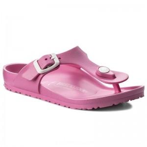 Birkenstock Zehentrenner Gizeh 0128463 Neon Pink [Outlet]