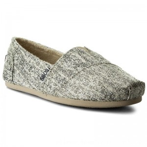 Skechers Halbschuhe BOBS Diamonds & Pearls 33913/NAT Natural [Outlet]