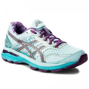 Asics Schuhe GT-2000 5 Lite-Show T761N Pale Blue/Orchid/Reflective 3936 [Outlet]