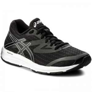 Asics Schuhe Amplica T875N Black/White 9090 [Outlet]