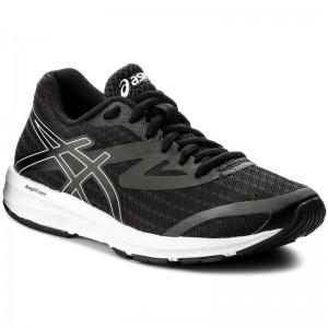 Asics Schuhe Amplica T875N Black/White 9090