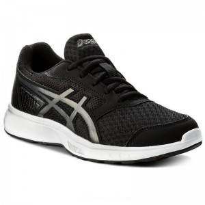 Asics Schuhe Stormer 2 T893N Black/Carbom/White 9097 [Outlet]