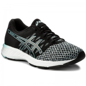 Asics Schuhe Gel-Exalt 4 T7E5N Black/Dark Grey/Porcelain Blue 9095 [Outlet]