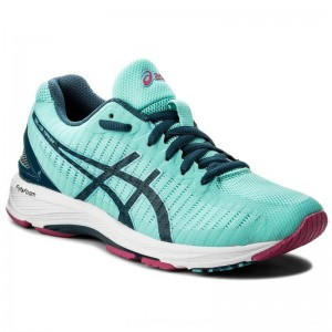 Asics Schuhe Gel-Ds Trainer 23 T868N Aruba Blue/Ink Blue/Fuchsia Purple 8845 [Outlet]