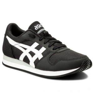 Asics Sneakers TIGER Curreo II HN7A0 Black/White 9001